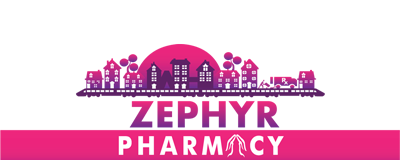 Zephyr Pharmacy Logo